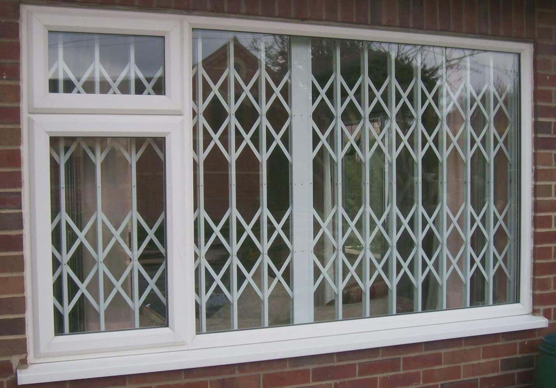 حفاظ پنجره آهن فراز