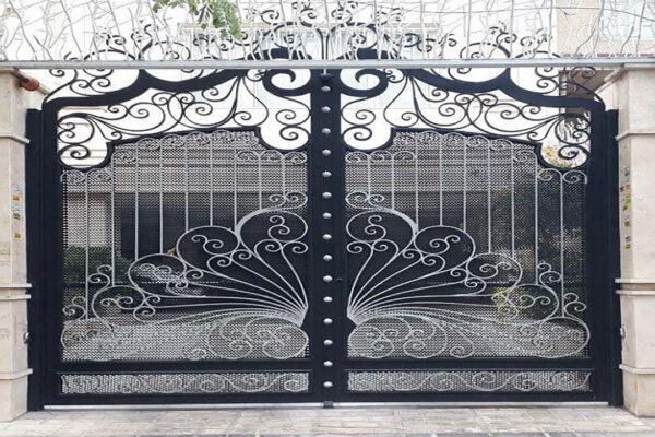 ساخت درب آهنی در تهران